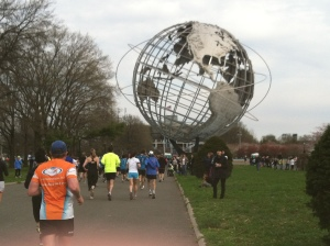 The Unisphere at Flushing Meadows Park