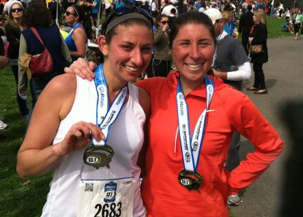 Alex & I at the 2012 13.1 NYC!