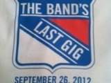 The Band's Last Gig