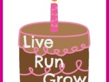 1 Year of Living, Running & Growing!
