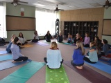 Yoga Teacher Training – Almost Test Time!