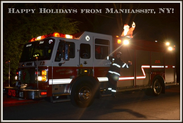 Holiday Firemen
