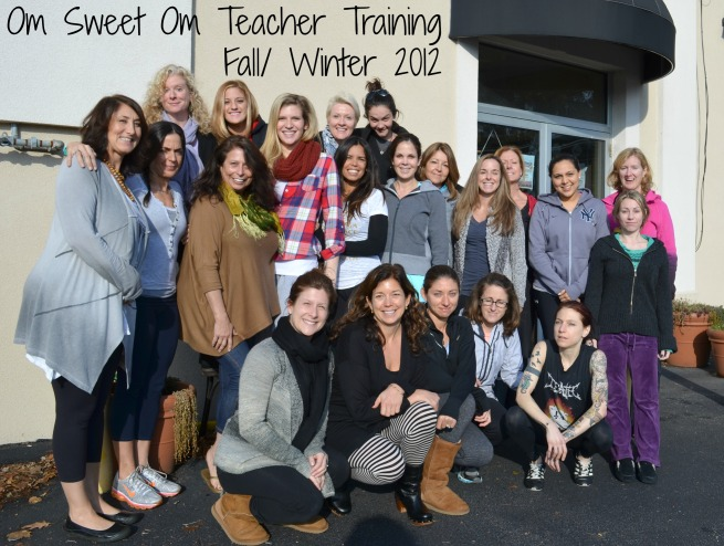 OSO Teacher Training 2012