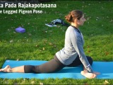 Yoga for Runner's – Pigeon Pose