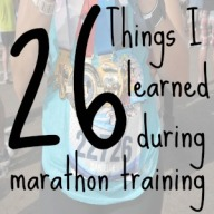 26 things I learned