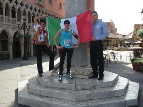 Italy Marathon Pic