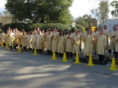 Mile 26 Choir