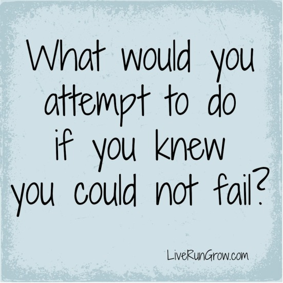 What Would You Attempt To Do