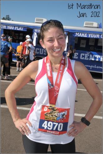 1st Marathon