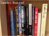 What's On My Bookshelf