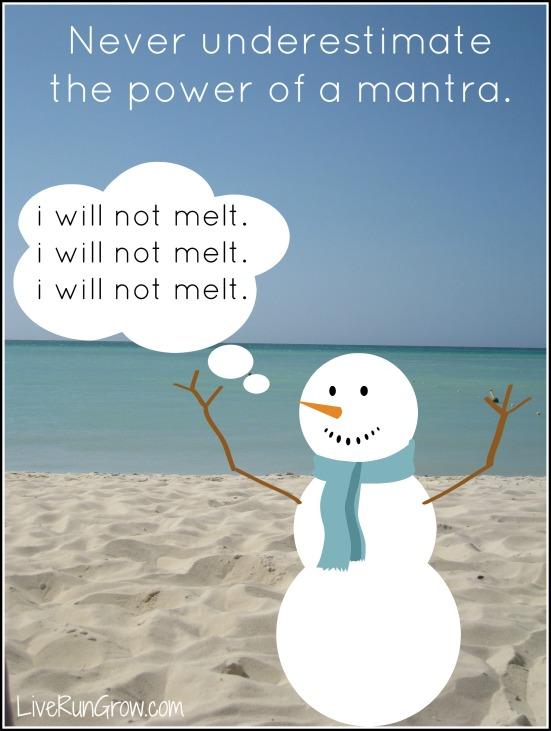 Snowman Mantra 2