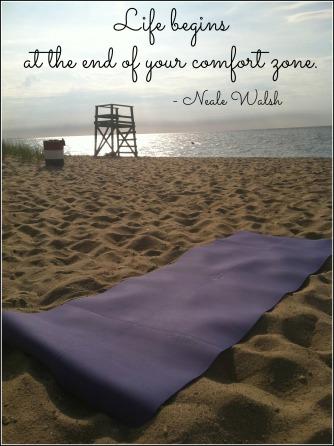 Comfort Zone Quote