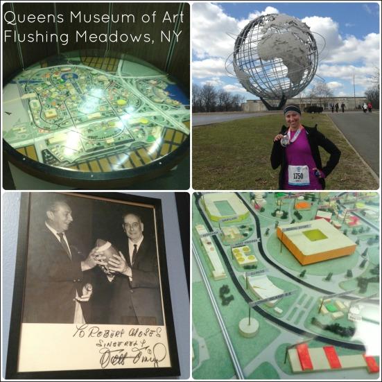 Queens Museum Collage