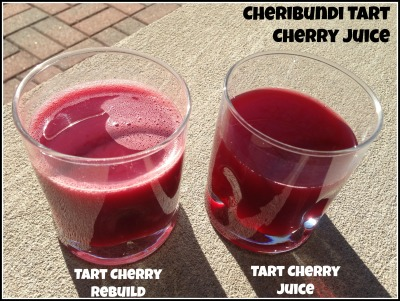 Cherry Juice Samples