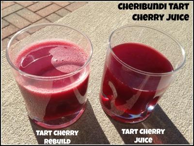 Cherry Juice Samples