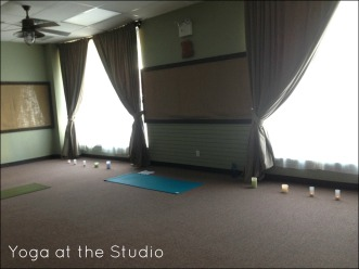 Yoga at the Studio