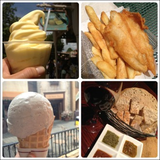 Eating Around WDW