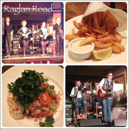 Raglan Road Collage