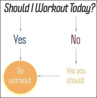 Should I Workout Today