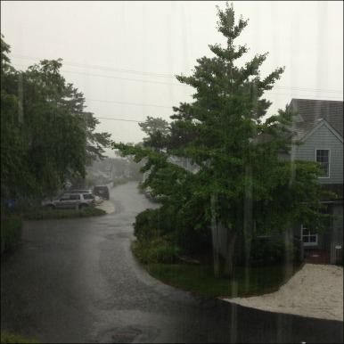 Cape Rain