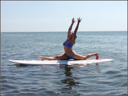 Paddle Board Split