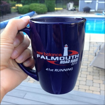 Falmouth Road Race Mug