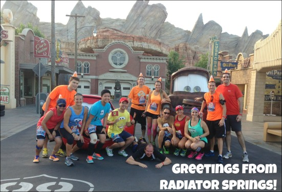 Greetings From Radiator Springs