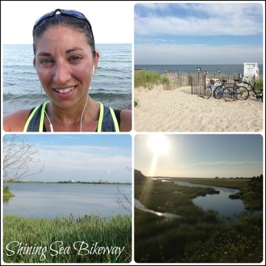 Shining Sea Bike Path