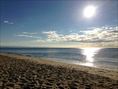 Beach September