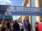 Disneyland Half Marathon Weekend: Expo & Meeting Friends!