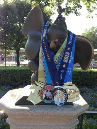 Dumbo Medals