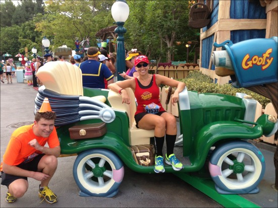 Goofys Car