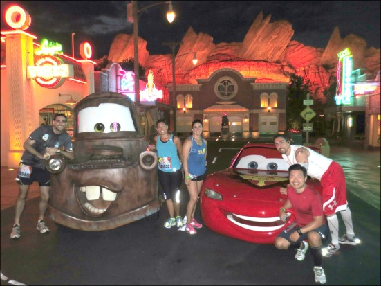 Half Cars Land Photo