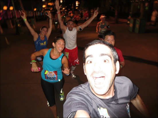 Half Marathon Fun