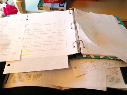 Homework with Pat