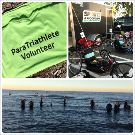 Madison Triathlon Volunteer