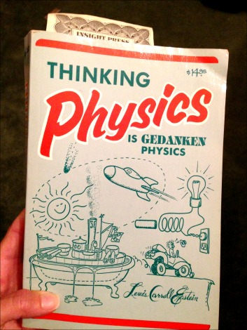 Old Physics Book