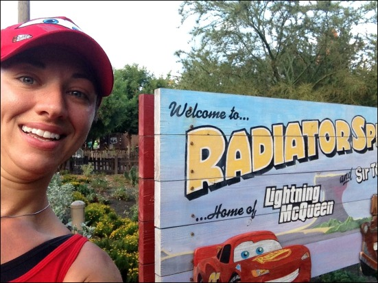 Welcome to Radiator Springs