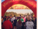 The Marine Corps Marathon: Race Day