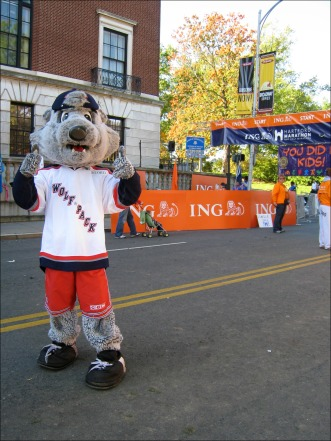 Sonar at Hartford Marathon