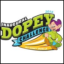 Dopey Challenge Logo