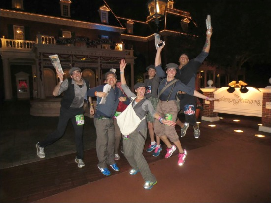 10k Group Newsies Jump