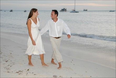 Aruba Wedding Photo