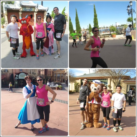 Full World Showcase Pics