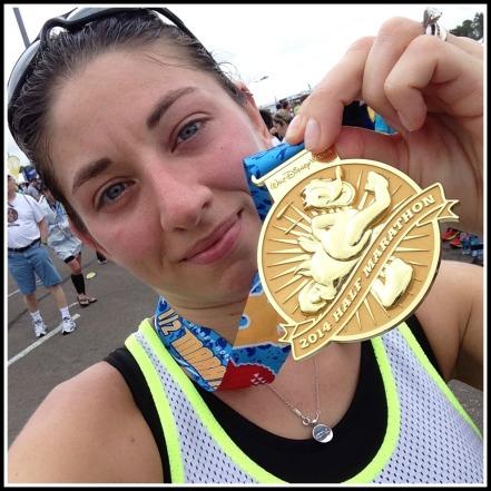 Half Medal