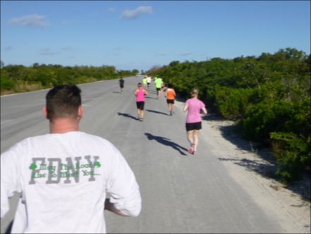 Castaway Cay 5k Air Strip