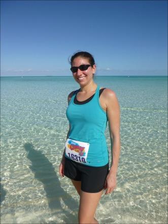 Castaway Cay 5k Beach