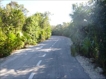 Castaway Cay 5k Bike Path
