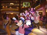 Disney Cruise: Castaway Cay & Sea Day