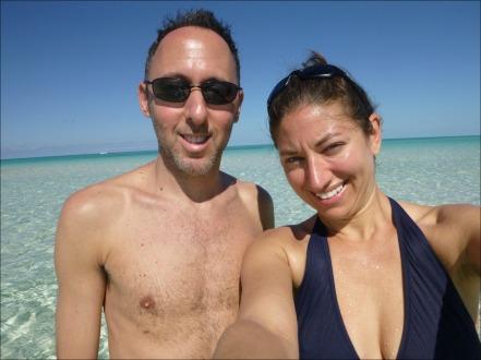 Serenity Bay Selfie